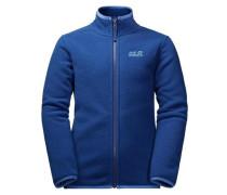 Fleecejacke 'B Arctic Wolf Fleece' blau