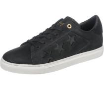 Anna Donna Low Sneakers schwarz