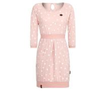 Female Dress 'Platonische Sauerei' pink