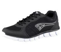 K-1st Run Sneaker schwarz / weiß