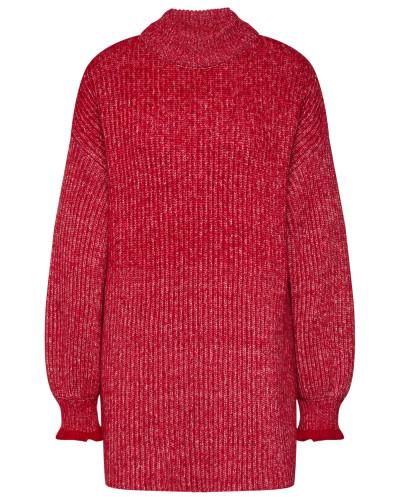 Pullover 'Sadie o-neck' rot