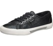 Aberlady Crackle Sneakers schwarz