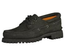 Schuhe Authentics 3-Eye Classic Lug A11Zo schwarz