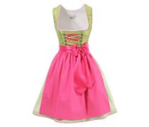 Dirndl grün / pink
