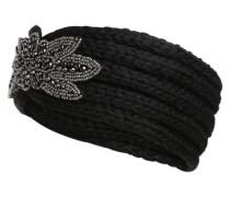 Stirnband 'Pcdane' schwarz