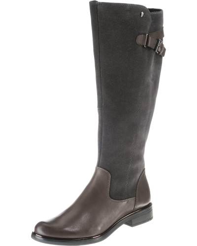 Stiefel grau / taupe