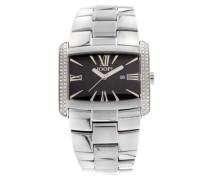 Armbanduhr 'Romano' silber