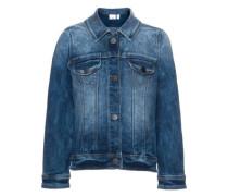 Jeans-Jacke 'nitamma' blue denim