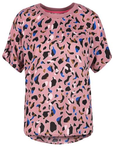 Blusenshirt mischfarben / rosa