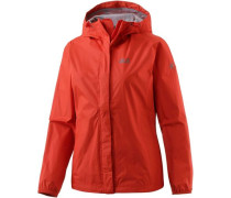 Cloudburst Regenjacke orange