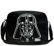Tasche 'Darth Vader - Krieg der Sterne' schwarz