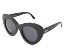 Sonnenbrille 'Go Go Go' schwarz