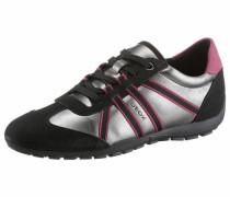 Sneaker »Donna Ravex« silbergrau / pink / schwarz