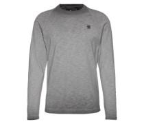 Shirt 'Classic raglan r t l/s' schwarz