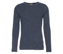 Pullover im Used-Look 'Werk' dunkelblau
