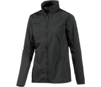 Ultimate Light Softshelljacke Damen anthrazit