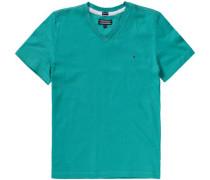 'Shirt' für Jungen türkis