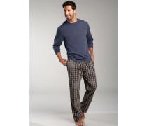Pyjama lang mischfarben