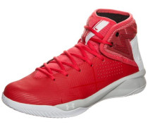 Basketballschuh 'Rocket 2' rot