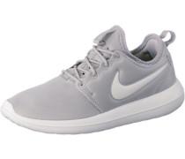 Sneaker 'Roshe Two' grau / weiß