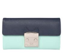 Portemonnaie '5 Helmut' blau