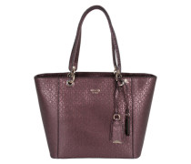 Shopper 'Kamryn' bordeaux