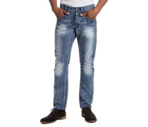 "Jeans »GerritTZ ""3828 light blue wash""« blau"
