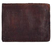 Geldbörse 'Assenzio' 12 cm dunkelbraun