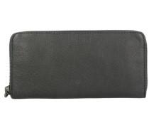 'w30 Zip' Geldbörse M-19 cm schwarz