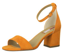 Sandalen orange / beige / gold