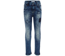 Jeans X-Slim-Super-Stretch blue denim