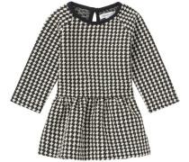 Kleid 'Islip' schwarz / weiß