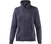 'Digina' Sweatjacke violettblau