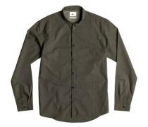 Langarm-Hemd »« grau