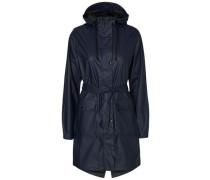 Mantel Rain blau