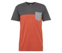 T-Shirt 'Block Pocket 2 Tee'