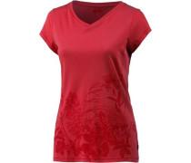 Meadow T-Shirt Damen hellrot