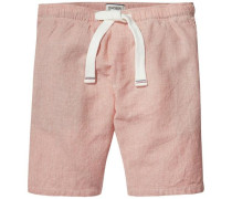 "Hilfiger Denim Shorts ""thdm Twisted Yarn Beach Short 14"" lachs"
