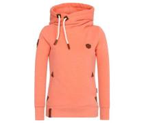 Fermale Hoody 'Darth IX' orange