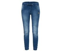 'alva Jogging' Jeans blue denim