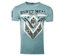 T-Shirt aus formbeständiger Baumwolle