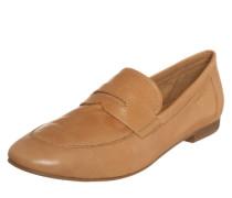 Loafer 'Clara' braun