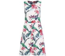 Kleider 'juliana Dress NS' dunkelblau / grün / pink / weiß