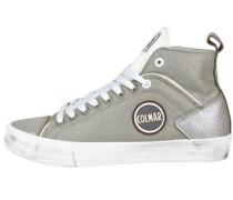 Sneaker Durden Colors silber / weiß