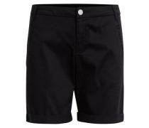 Schlichte Shorts 'vichino Shorts' schwarz