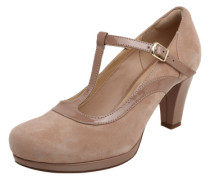 Pumps mit Lackriemchen 'Chorus Pitch' nude