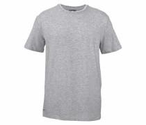 T-Shirt 'Sleepwear' graumeliert