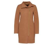 Langer Wollmantel 'Ilsa Coat' beige