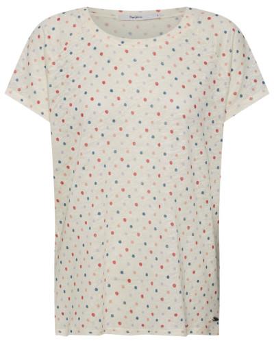 Shirt 'Rapuntzel' creme