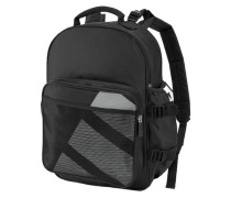 Cityrucksack 'classic Backpack Eqt' grau / schwarz